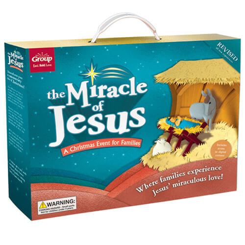 The Miracle of Jesus Starter Kit